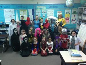 Halloween class 2