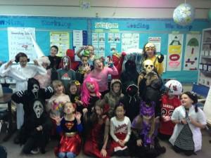 Halloween class 3